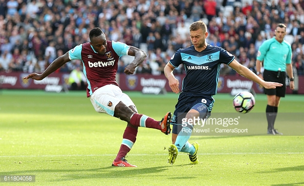 Ben Gibson has played every minute of this season, the only Boro player to do so | Photo: GettyImages/