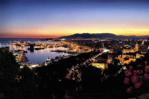 Gibralfaro / Foto: Ayuntamiento de Málaga