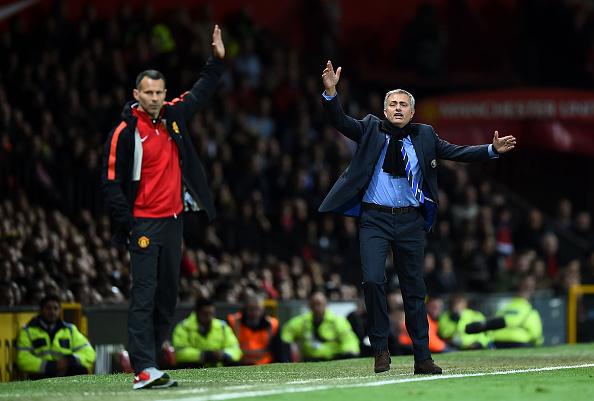 Giggs seria contrário a chegada de Mourinho a Old Trafford (Foto: Laurence Griffiths)