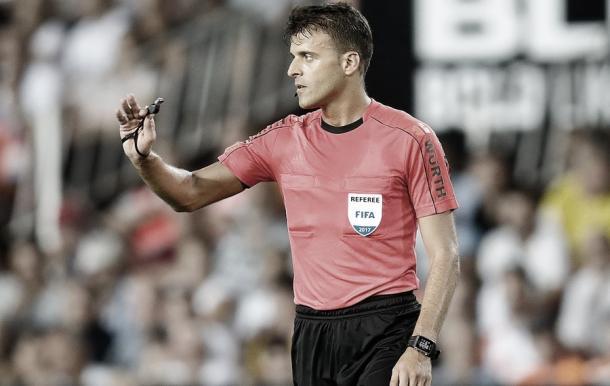 Gil Manzano./ Foto: RFEF