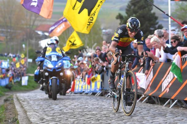 Philippe Gilbert, el gran favorito | Foto: Tour de Flandes