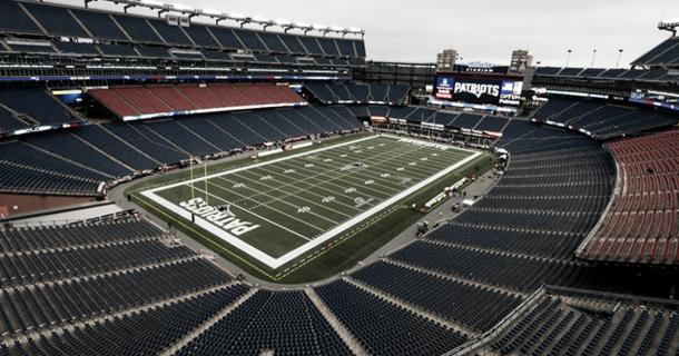 También es sede para el fútbol de la MLS l Foto: New England