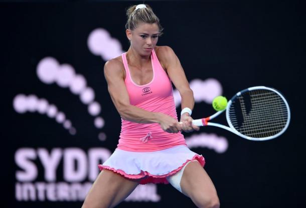 WTA Sydney Twitter