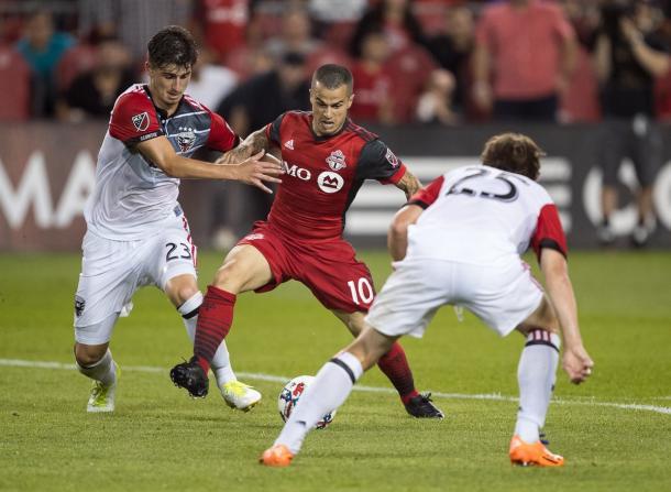 Giovinco es uno de los futbolistas más en forma en la MLS // Imagen: Toronto FC