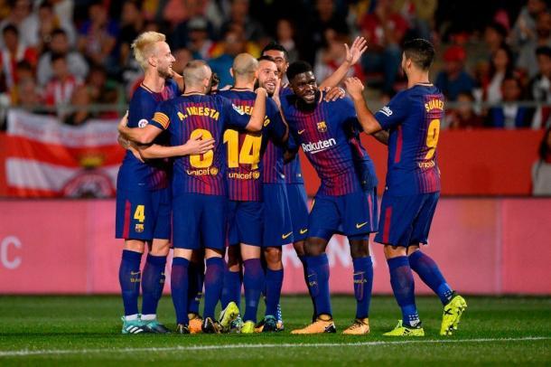 Sesta vittoria in altrettante partite per il Barcellona (Fonte foto: Fox Sports)