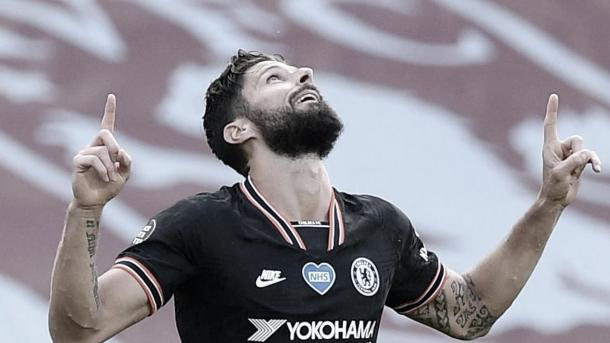 Giroud./ Foto: Premier League