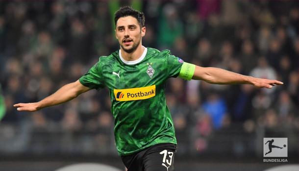 El gol de Stindl alcanzó para ganar | Foto: @Bundesliga_EN