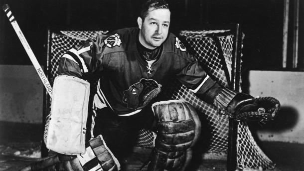 Glenn Hall | Foto: NHL.com
