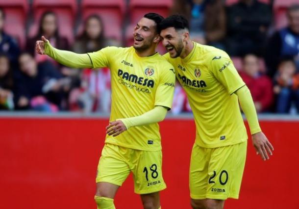 Sansone e Soriano. | Fonte immagine: Fox Sports