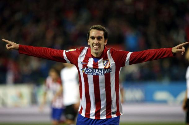 Godin could miss out for Atleti (photo: Getty)