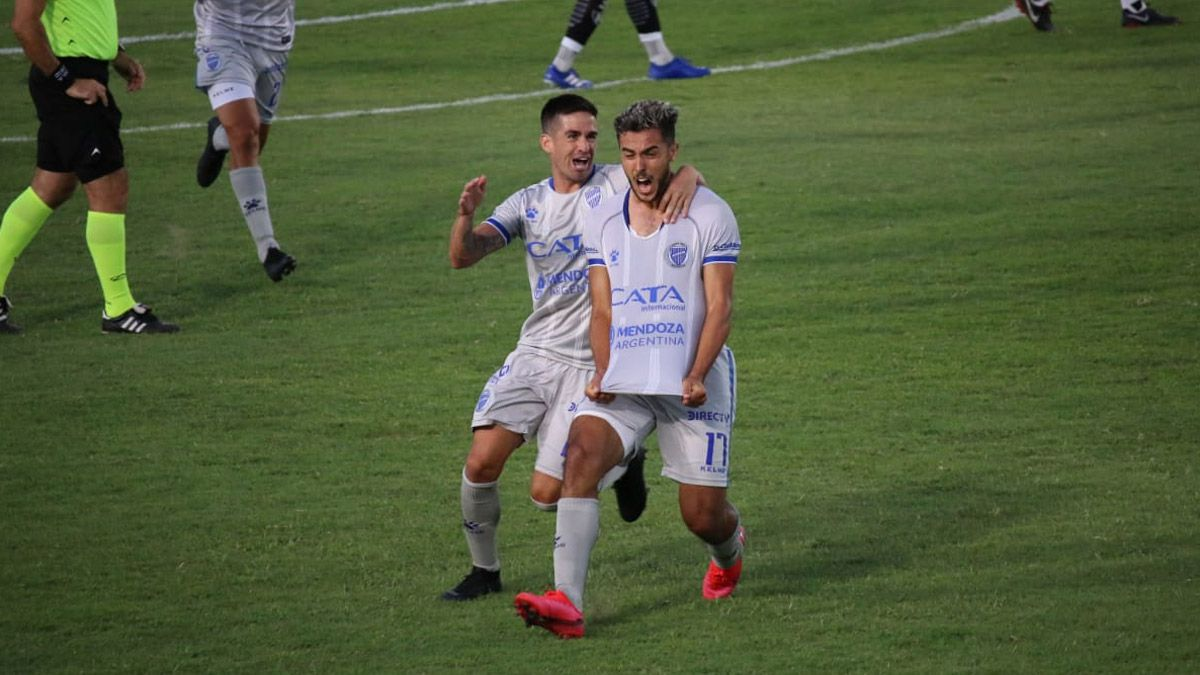 Martín Ojeda, asegurado hasta fines de 2023. Foto: Web.