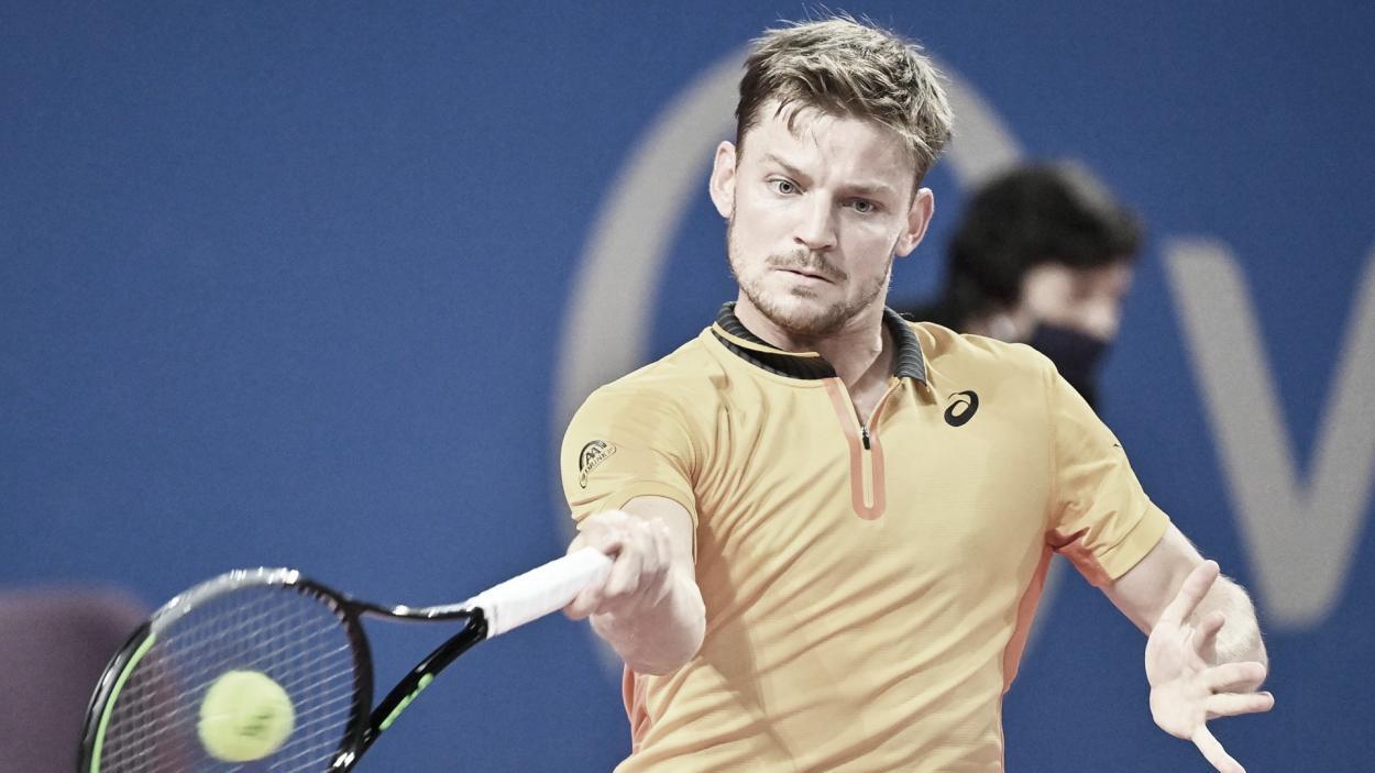 David Goffin Foto ATP Tour