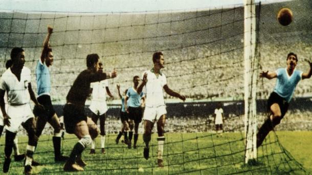 El gol de Ghiggia silenció Brasil  |  Fotografía: FIFA