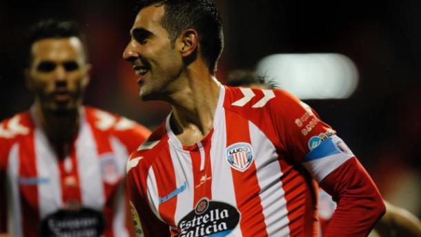 Pita celebra su gol al Granada | Foto: La Liga