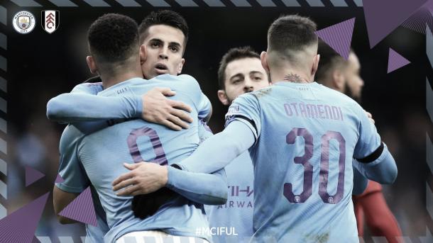 Gabriel Jesus firma un doblete./ Foto: Premier League