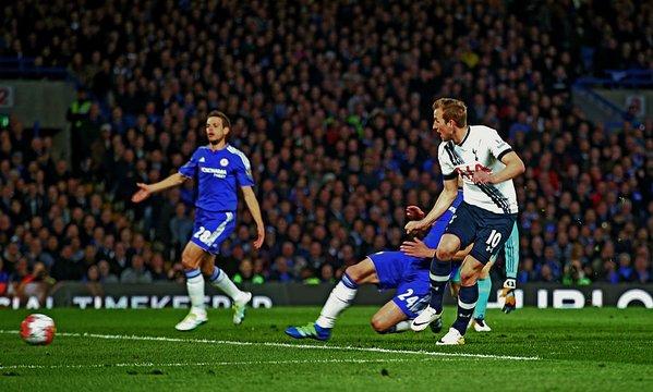 Twitter Tottenham