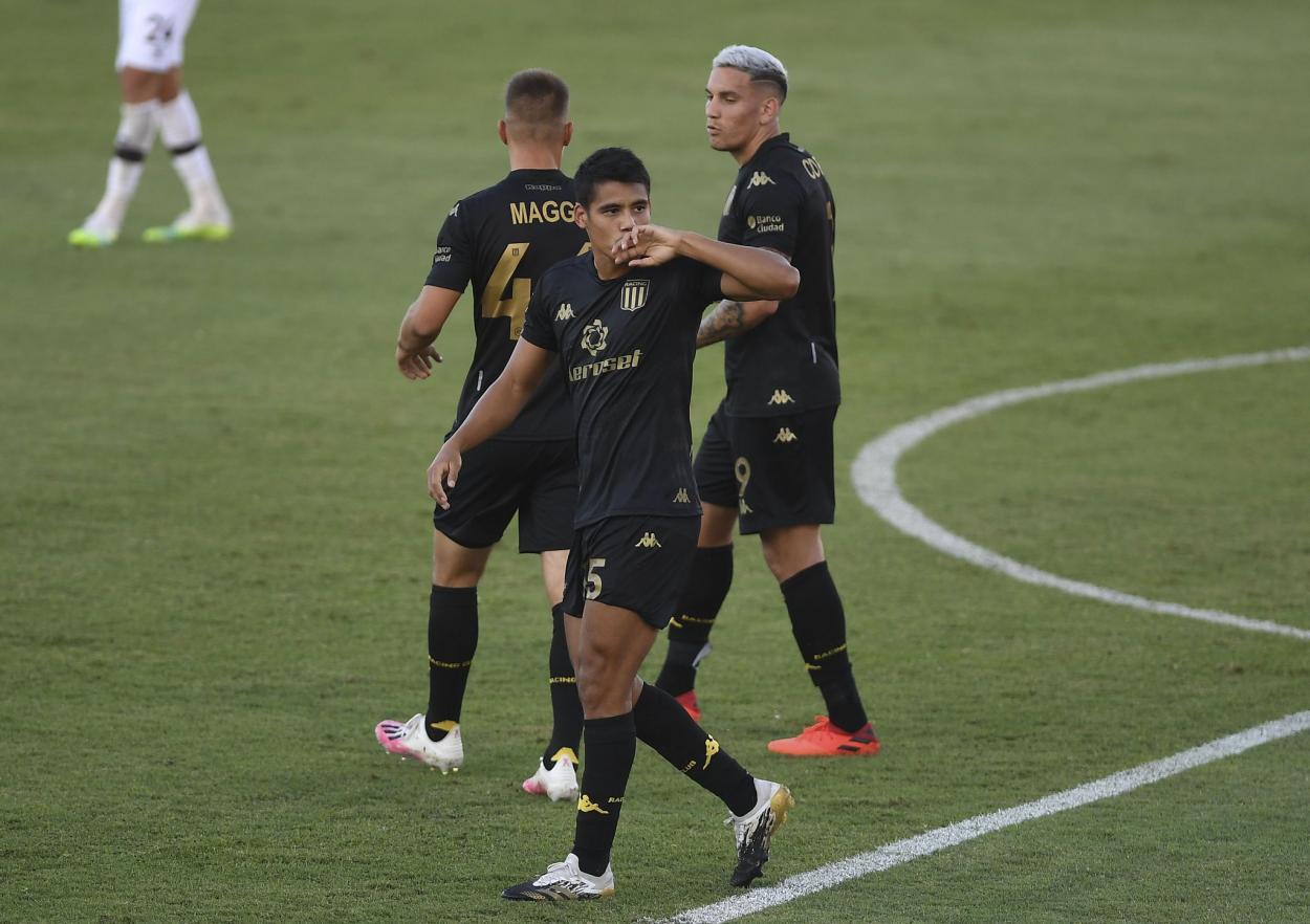 El gol del Paraguayo destrabó un encuentro que parecía destinado al empate