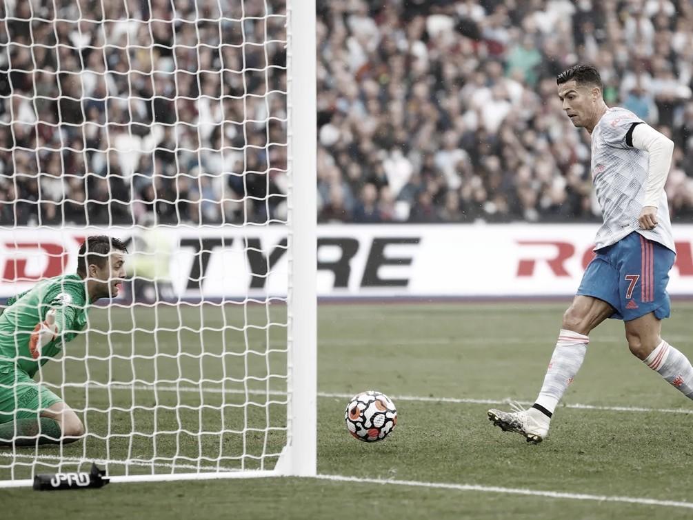 Cristiano no para de convertir   Foto: Premier League