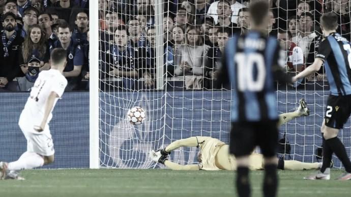 Herrera marcó para el PSG   Foto: UEFA