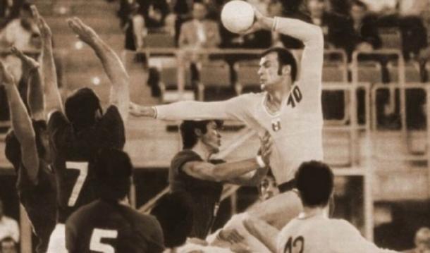 Gheorghe Gruia, máximo goleador de los Juegos Olímpicos de 1972. Ph: marca.com