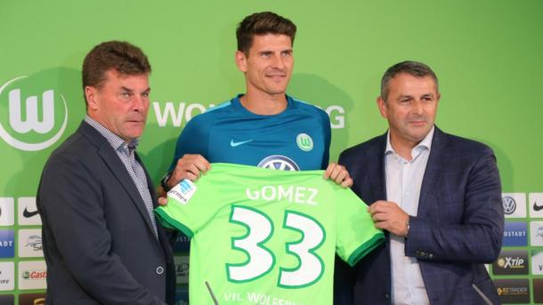 Gomez completed the switch back to his homeland after the conclusion of Euro 2016 | Photo: news38.de