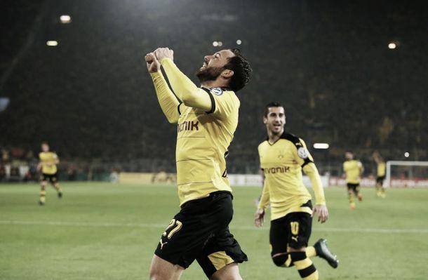 Gonzalo Castro. Fuente: Borussia Dortmund