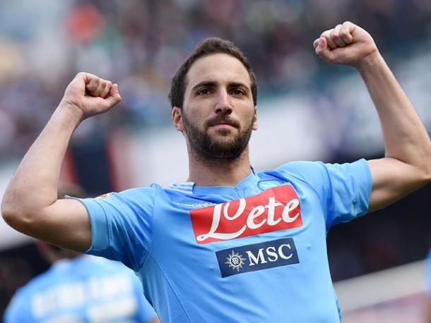 Since joining Napoli, nobody has been able to match his scoring exploits in Serie A | photo: sportsmole.com