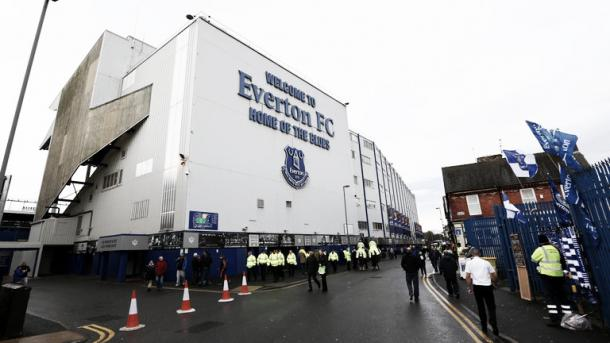 Could Everton leave Goodison Park in the near future? | Photo: Sky Sports