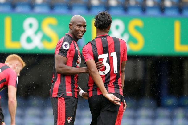 Los jugadores del Bournemouth celebran un gol | Fuente: afcb.co.uk