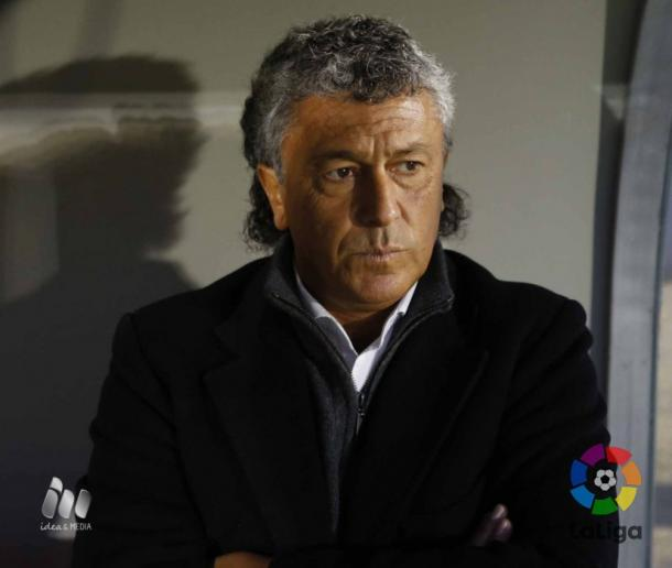 El Amería contrató a Gorosito para buscar un cambio en su negativa dinámica / Fuente: La Liga