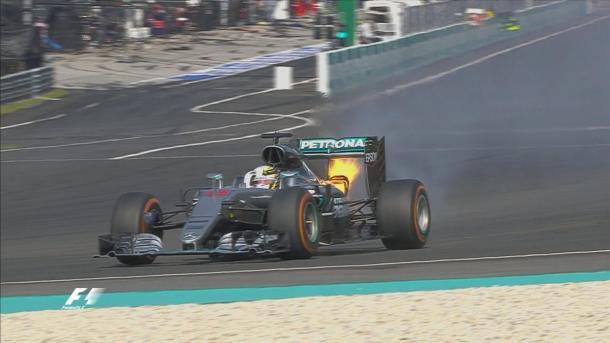 Fuente: Twitter oficial de la F1