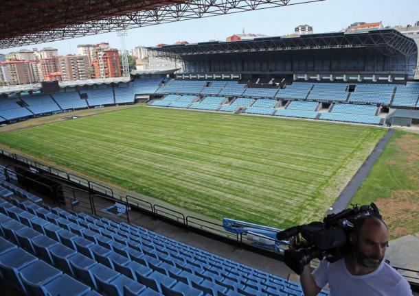 Panorámica de Balaídos. Foto: La Liga