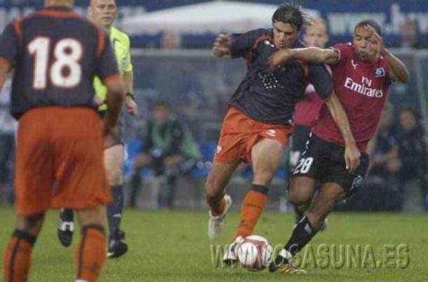 Osasuna - Hamburgo, previa de Champions (fuente CA Osasuna)