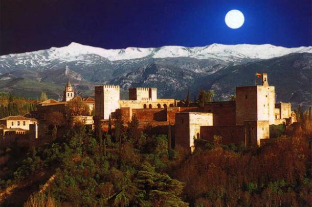 Alhambra / Foto: www.alhambra-entradas.com