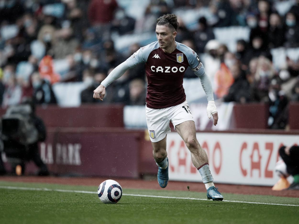 ¿Podrá Grealish encajar en el City? | Foto: Premier League