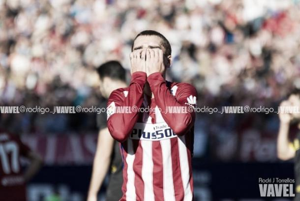 Antoine lamentándose | Rodrigo (VAVEL)