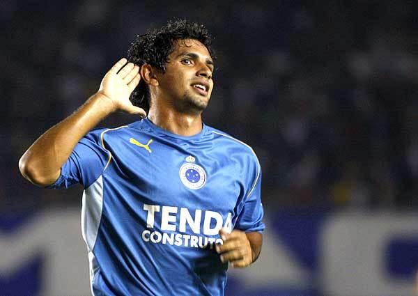 Guilherme foi destaque em seu primeiro Brasileirão pelo Cruzeiro (Foto: Divulgação/Cruzeiro)