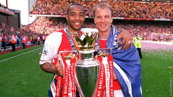Invincibles.  Source: Arsenal
