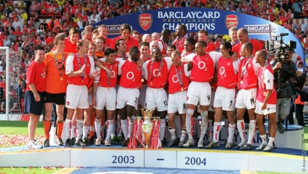 The Invincibles | Photo: arsenal.com