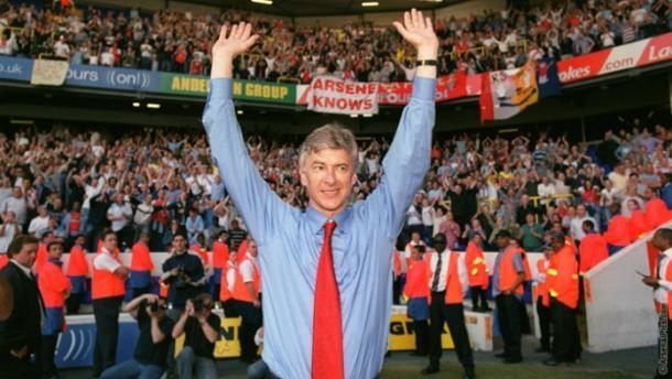 You are Invincible. Source: ArsenalPics.com