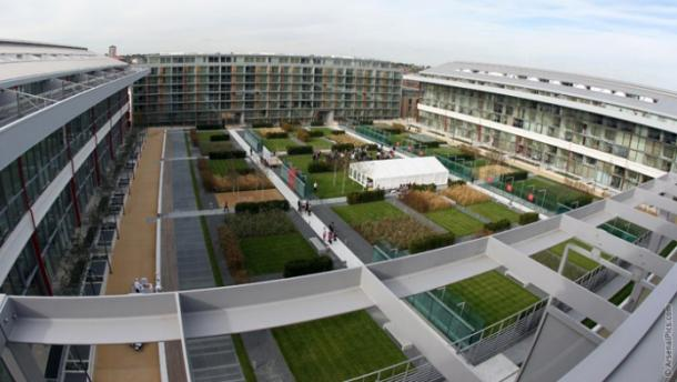 Flats now fill the gunners old home | Photo: arsenal.com