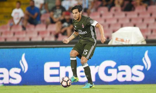 Gustavo Gomez contro il Napoli - tuttosport