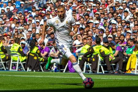 Benzema con el Real Madrid. VAVEL