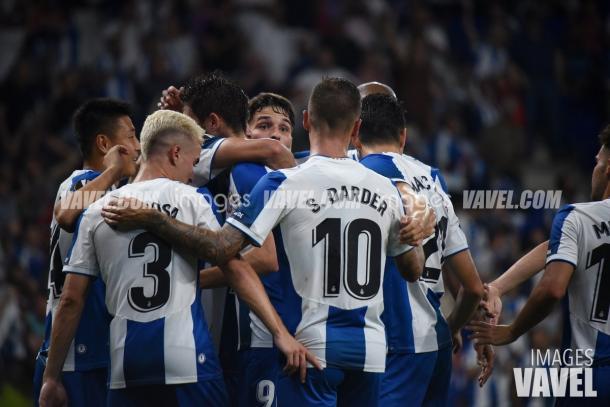 El Espanyol esperará al Lucerna suizo en la siguiente ronda de la Europa League | Foto: VAVEL