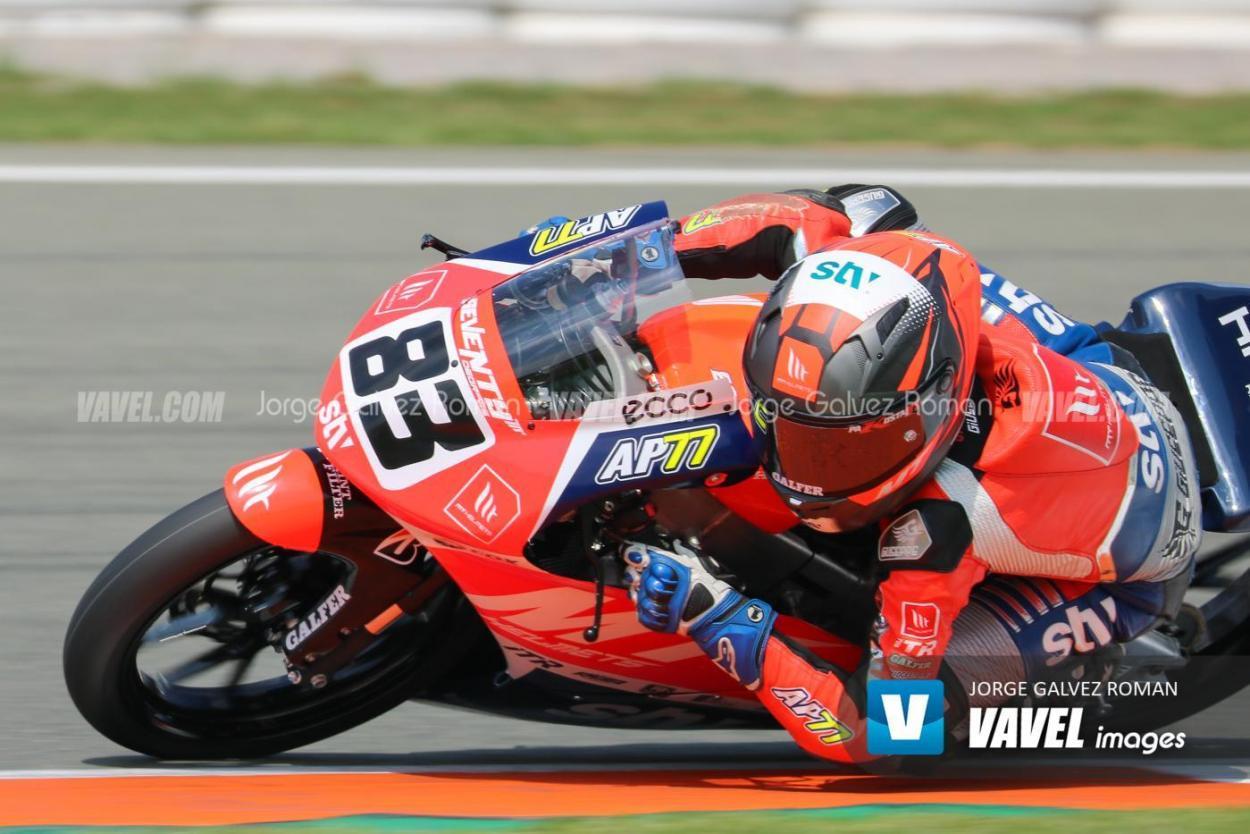 Carpe, vencedor de la segunda carrera. Foto: Jorge Gálvez. | Vavel España.