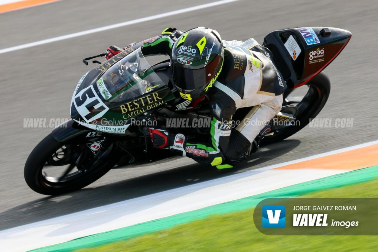 Aldeguer deja Moto2 para ir al Mundial de MotoE.  Foto: Jorge Gálvez | Vavel España.
