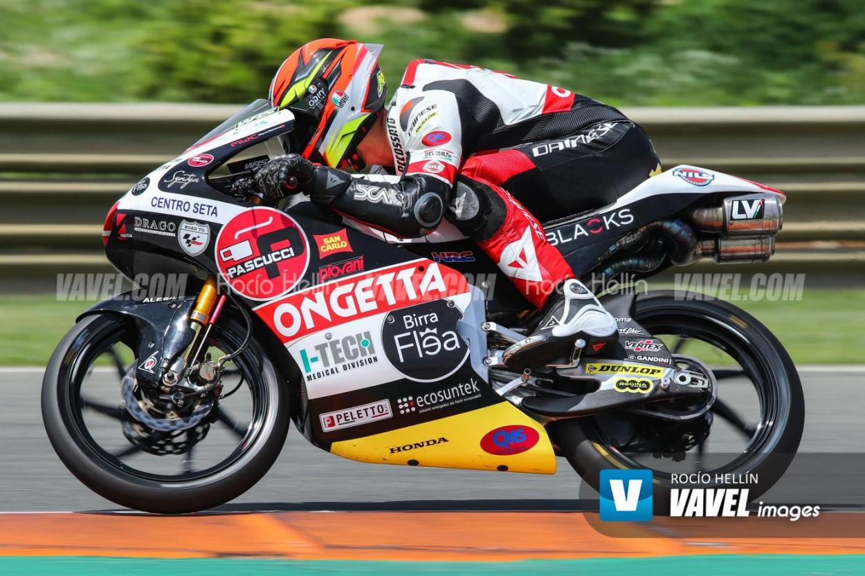 Josito García no logró subir a pódium en la primera carrera. Foto: Rocío Hellín | Vavel España.