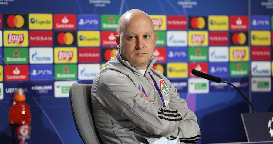 Rueda de prensa de Marko Nikolic