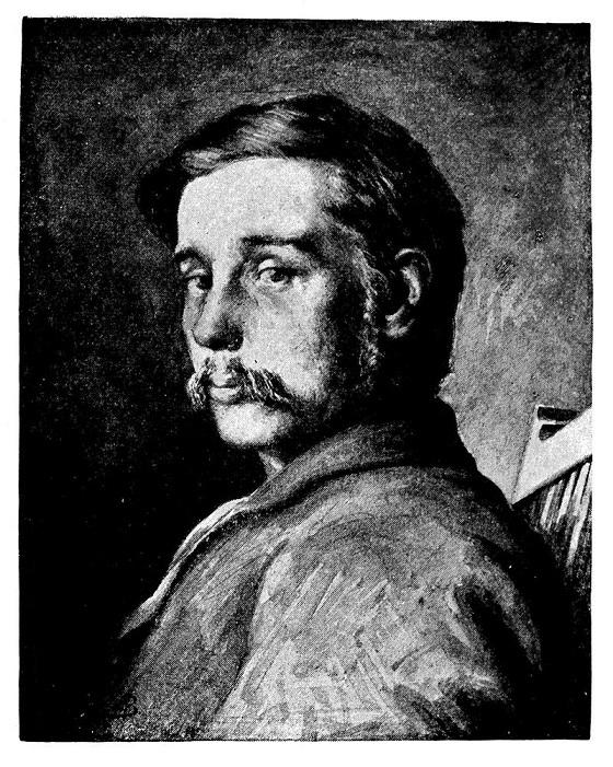 """H.G.Wells. Imagen incluida en su libro """"La Guerra de los Mundos"""" en la edición de 1898 (PD)"""