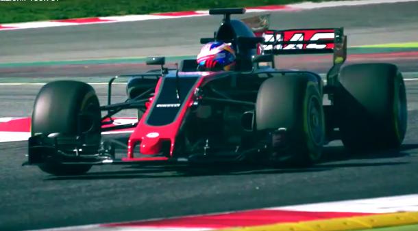 Fonte: Haas F1 Team